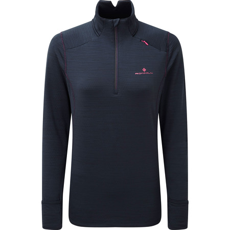 Ronhill Matrix Half Zip Long Sleeve #1