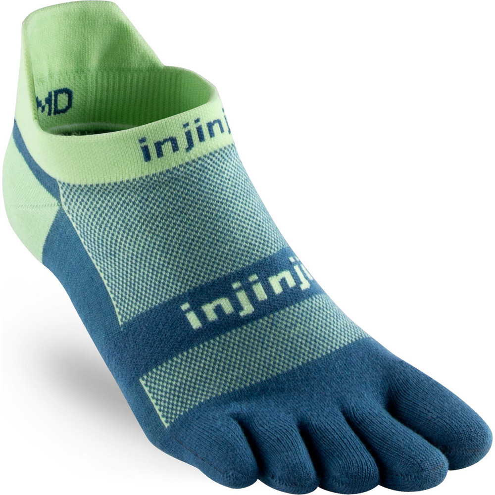 Injinji Run 2.0 Lightweight No Show Toe Socks #2
