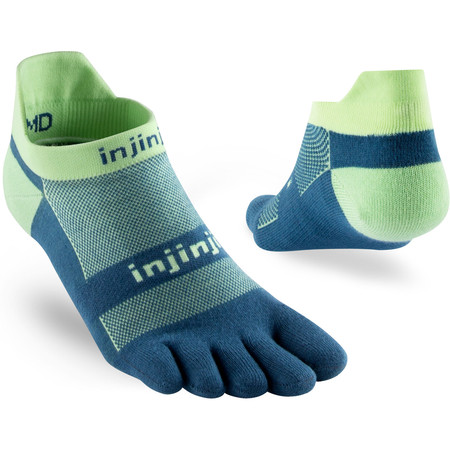 Injinji Run 2.0 Lightweight No Show Toe Socks #3