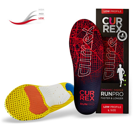 CurrexSole Runpro Low Arch New #1