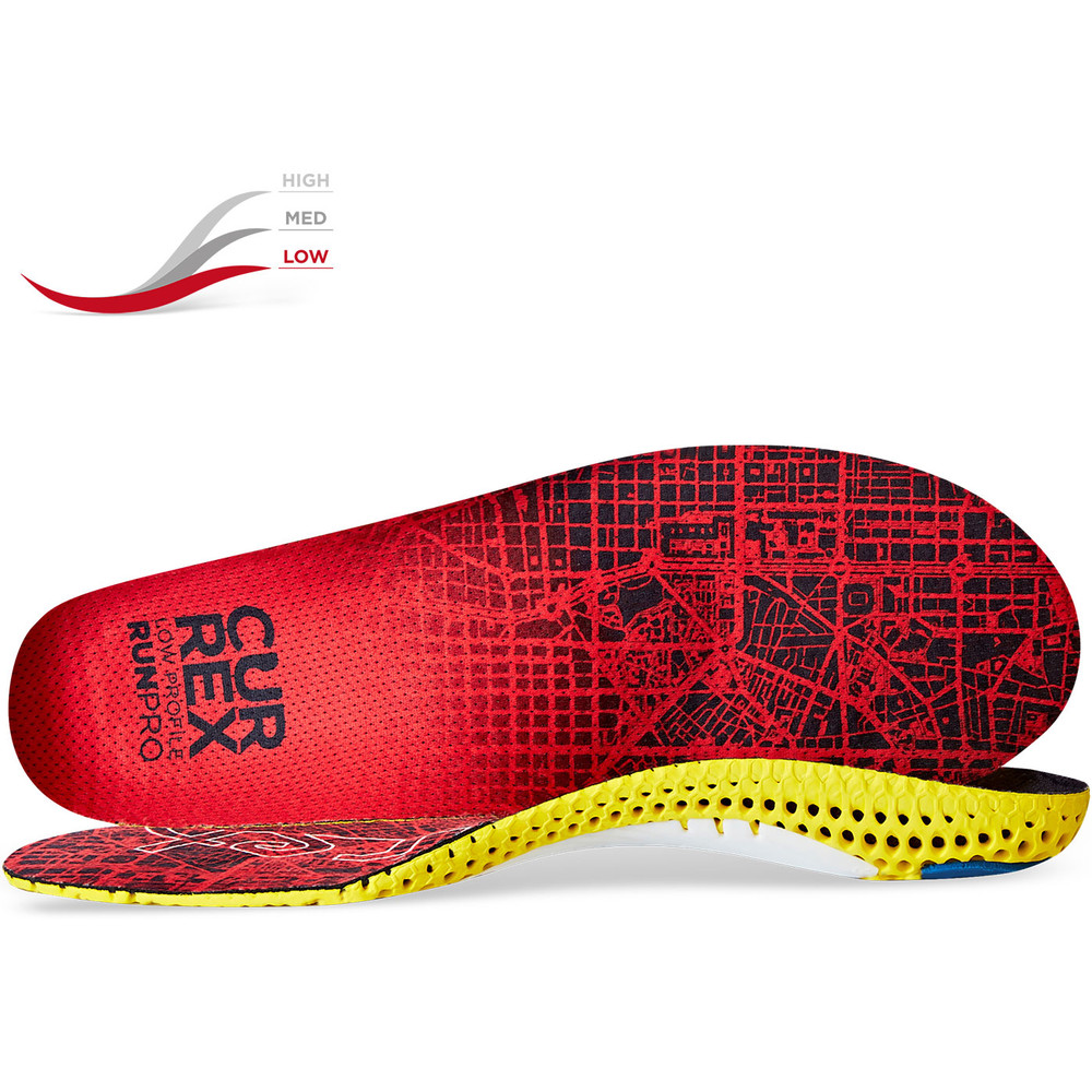 Currex Runpro Low Arch Insoles #2