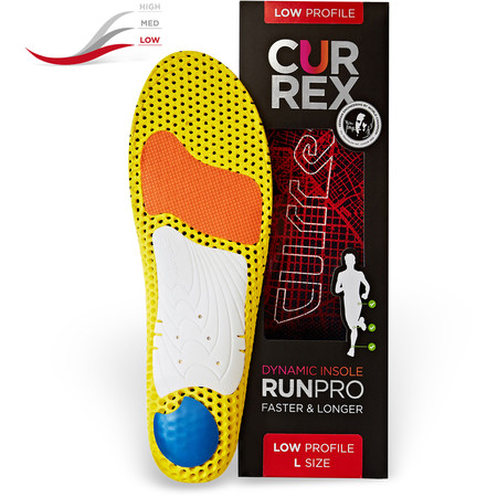 Currex Runpro Low Arch Insoles #3