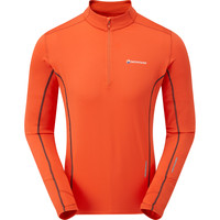 MONTANE  Dragon Half Zip Long Sleeve