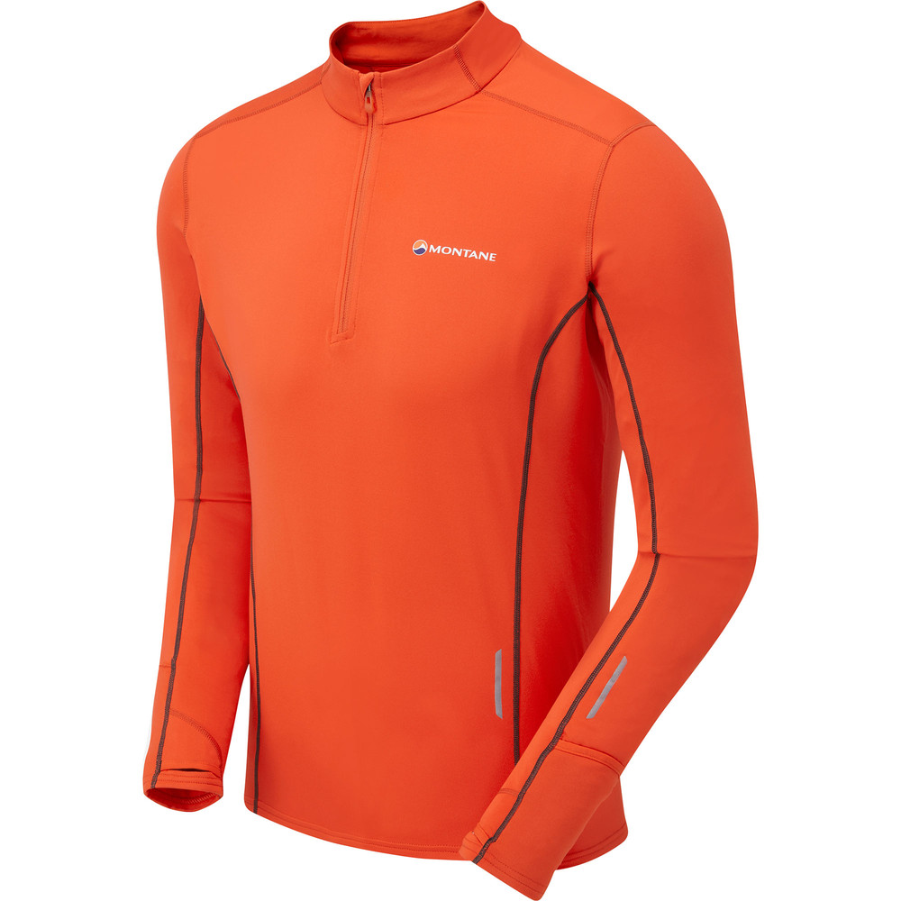 Montane Dragon Half Zip Long Sleeve #3