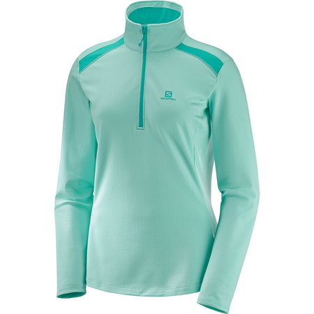 Salomon Discovery Half Zip Long Sleeve #1