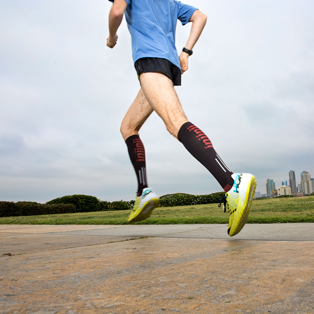Injinji Ultra Compression Socks #2