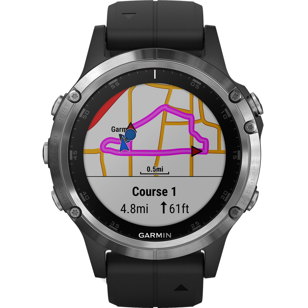 Garmin Fenix 5 Plus Multisport Watch #4