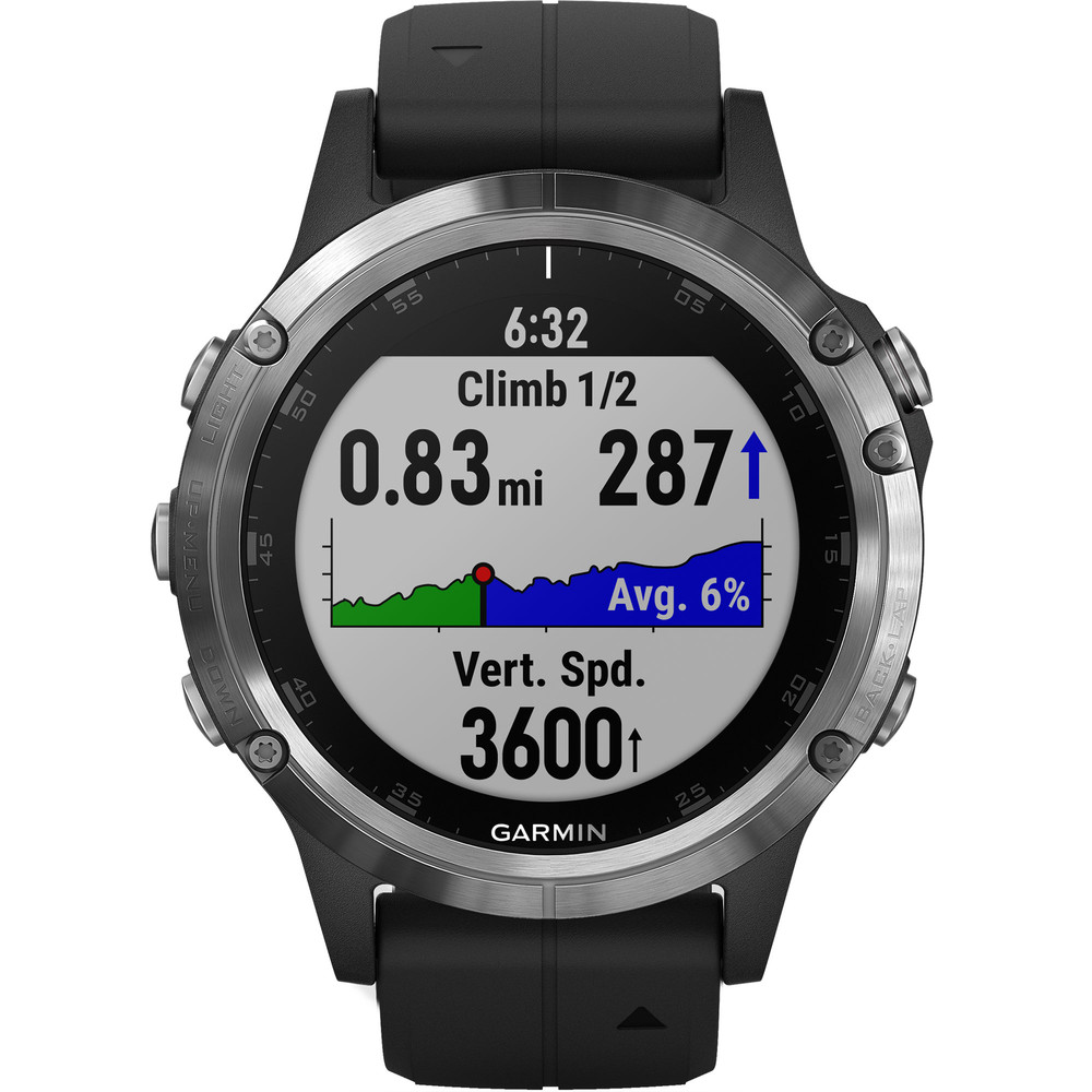 Garmin Fenix 5 Plus Multisport Watch #5