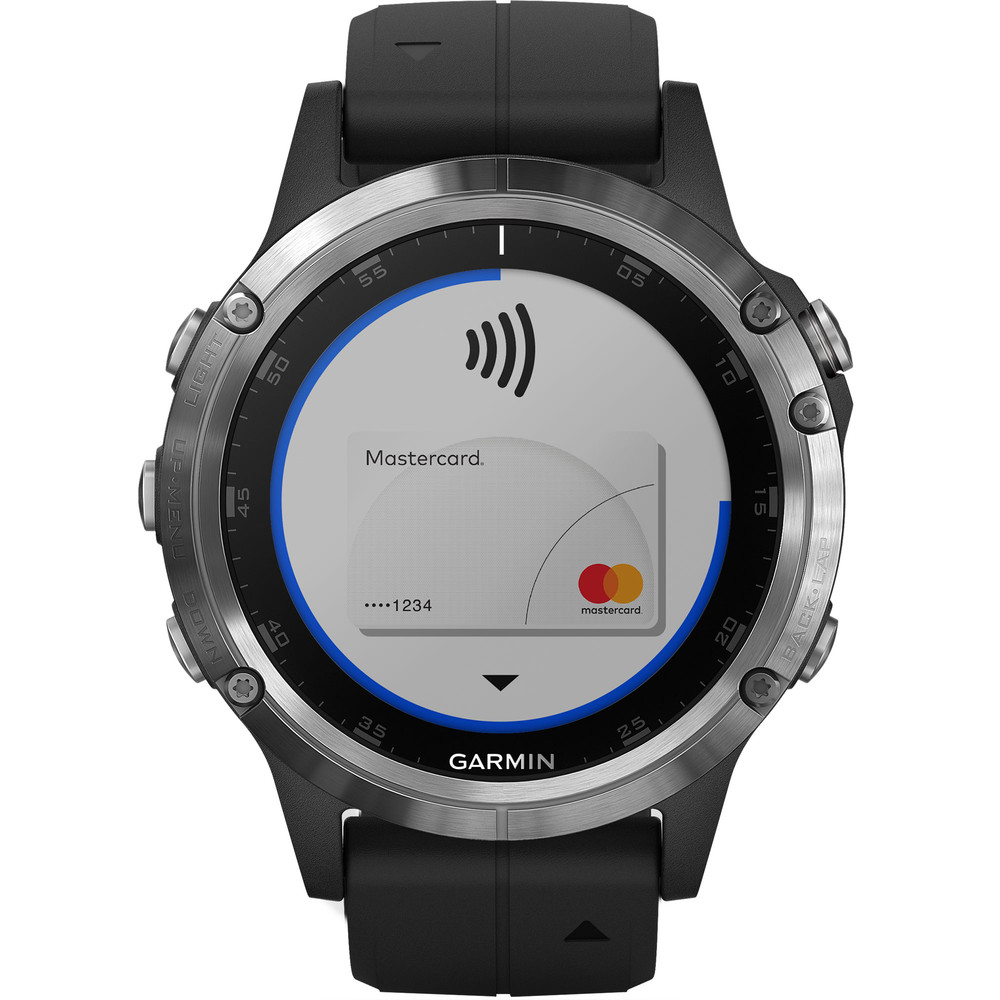Garmin Fenix 5 Plus Multisport Watch #8