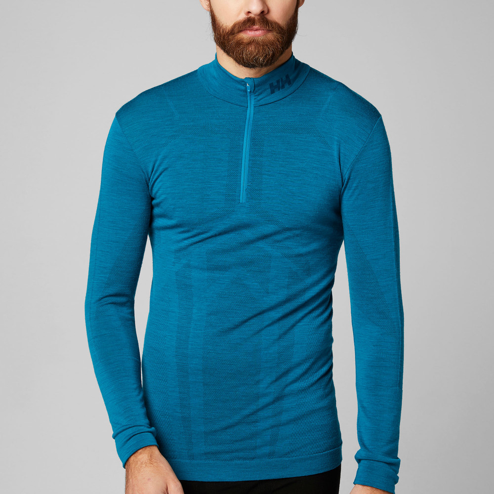 Helly Hansen Merino Seamless Long Sleeve #3