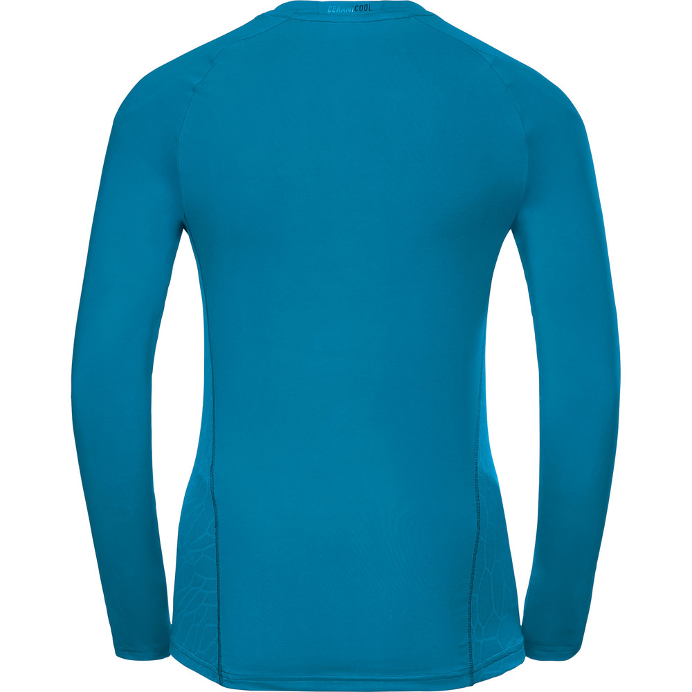 Odlo Ceramicool Long Sleeve Tee #2