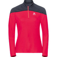 ODLO  Core Half Zip Long Sleeve