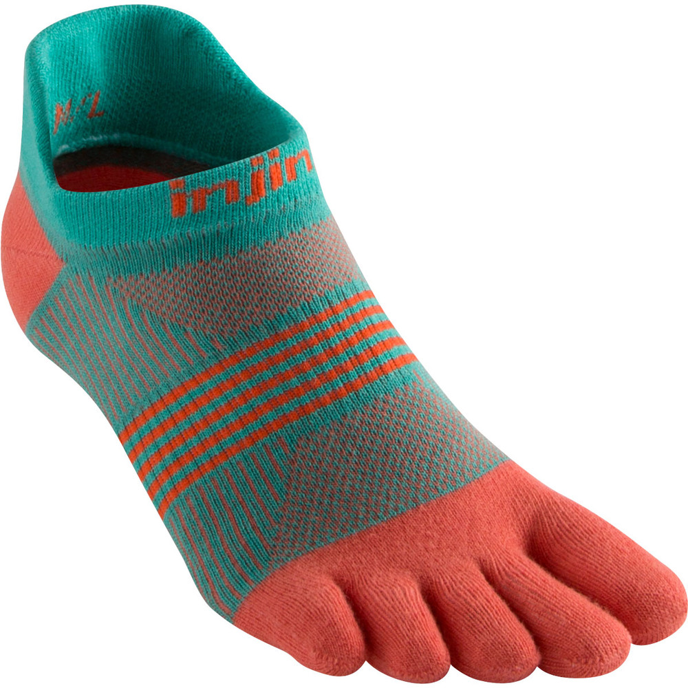 Injinji Lightweight No Show Toe Socks #5