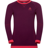 ODLO  Performance Warm Long Sleeve Girls