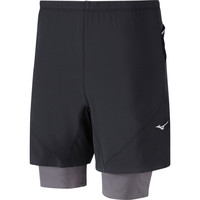 MIZUNO  Endura 7.5in Twin  Shorts