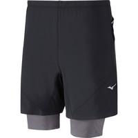 MIZUNO  Endura 7.5in Twin  Shorts