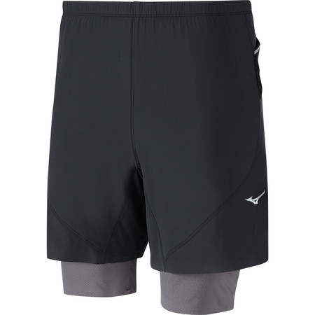 Mizuno Endura 7.5in Twin  Shorts #1
