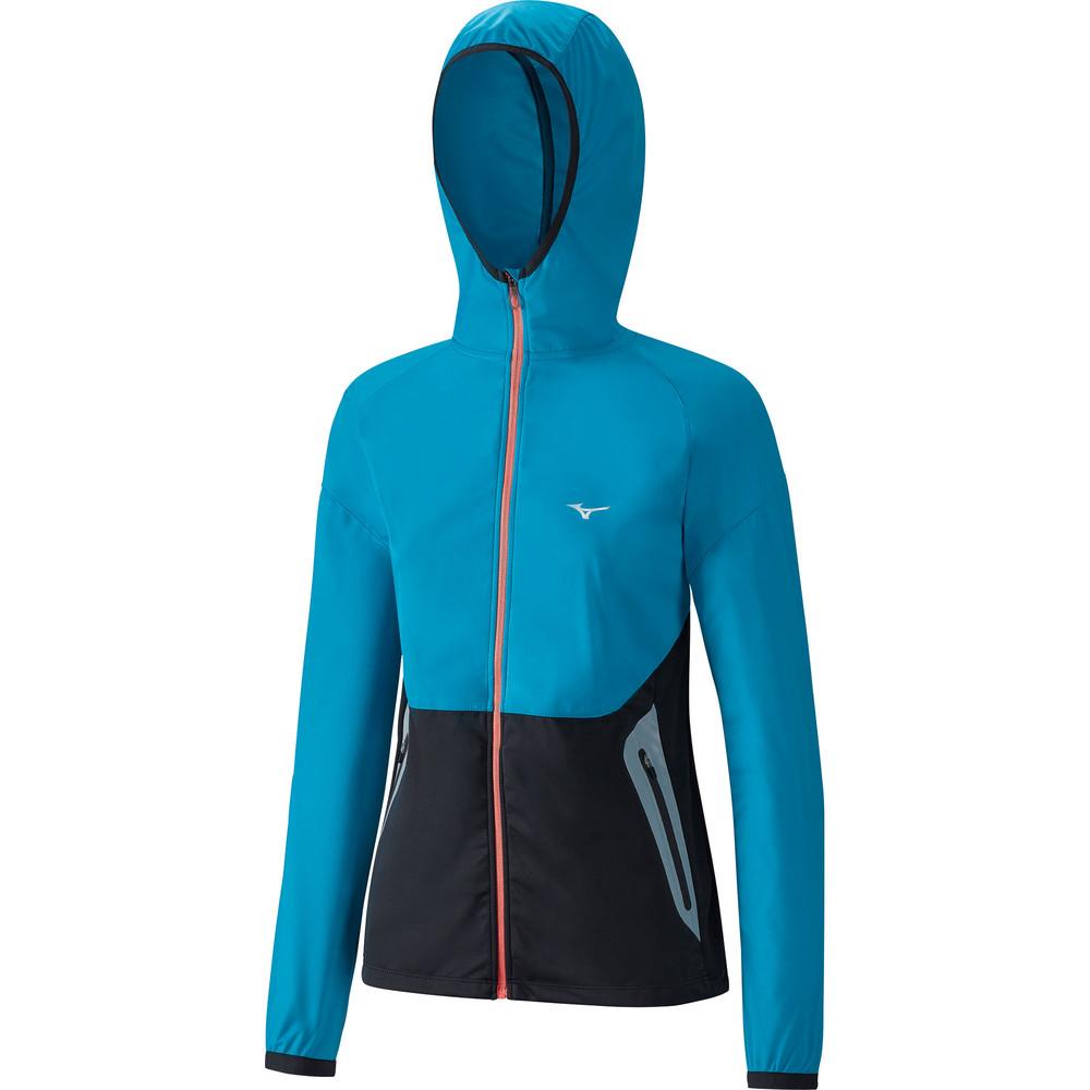 Mizuno Softshell Hooded Jacket #1