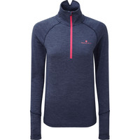 RONHILL  Stride Half Zip Long Sleeve