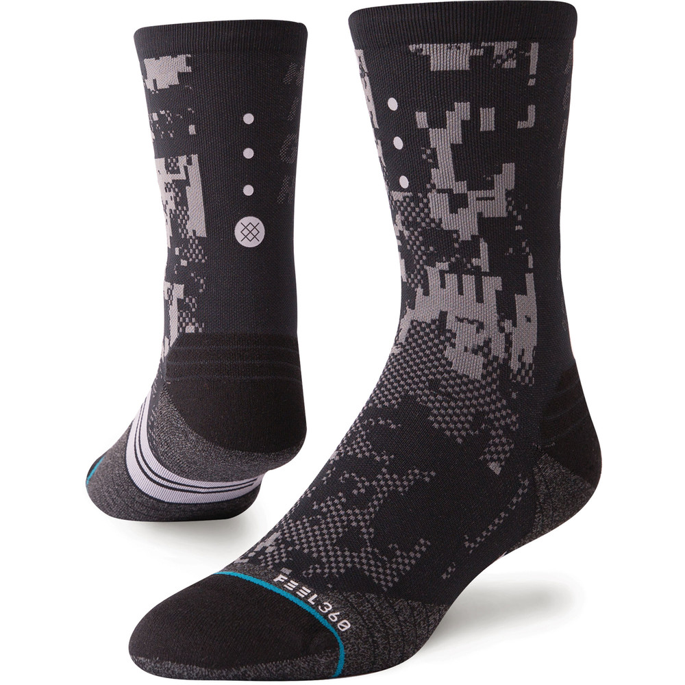 Stance Run Crew Socks New FEEL360 #2