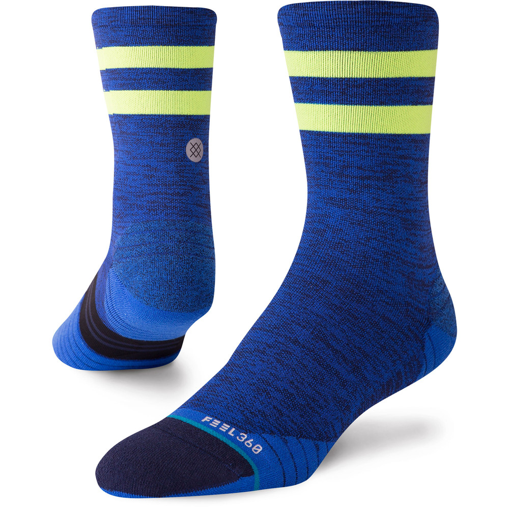 Stance Run Crew Socks New FEEL360 #4