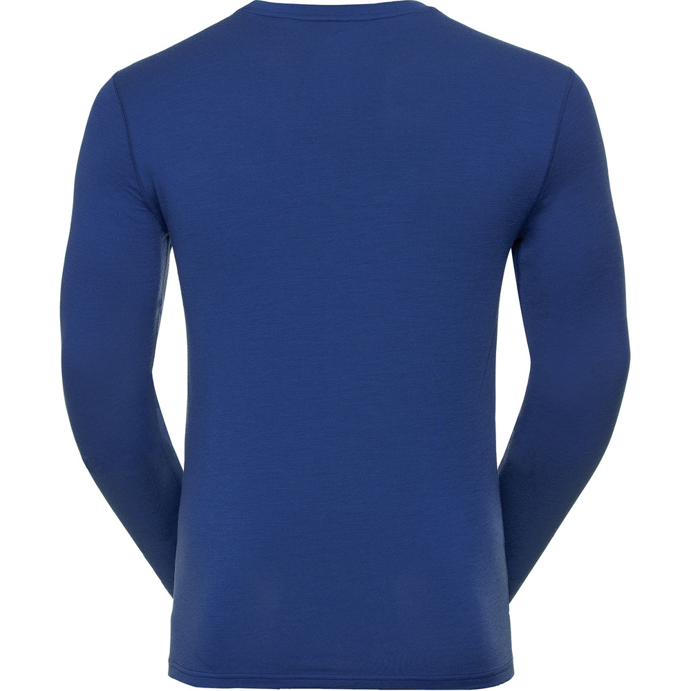 Odlo Merino Long Sleeve Tee #2