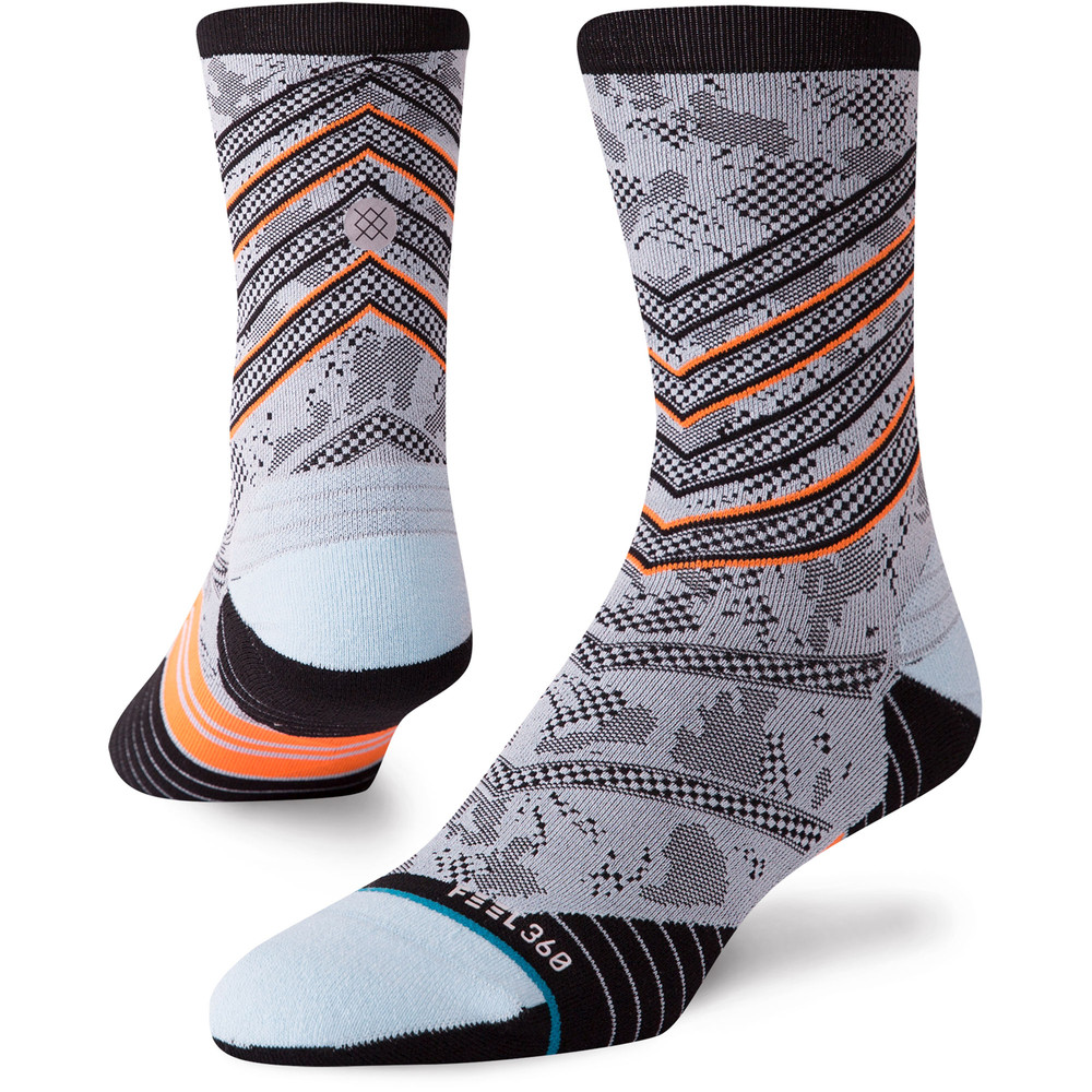Stance Run Crew Socks New FEEL360 #3