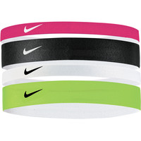NIKE  Elastic Hairband - 4 Pack
