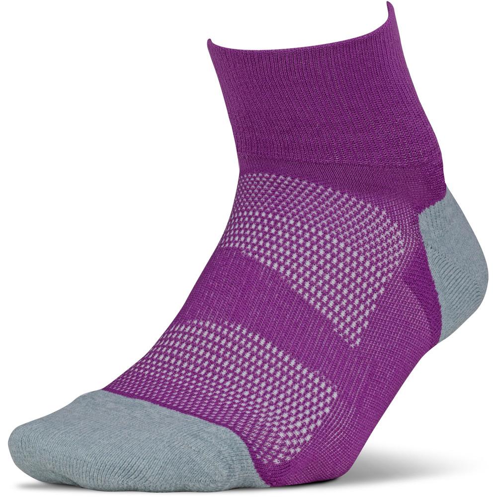 Feetures Elite Light Cushion Quarter Socks #7