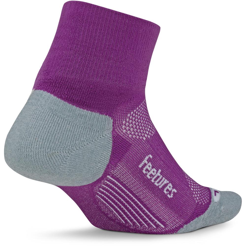 Feetures Elite Light Cushion Quarter Socks #8