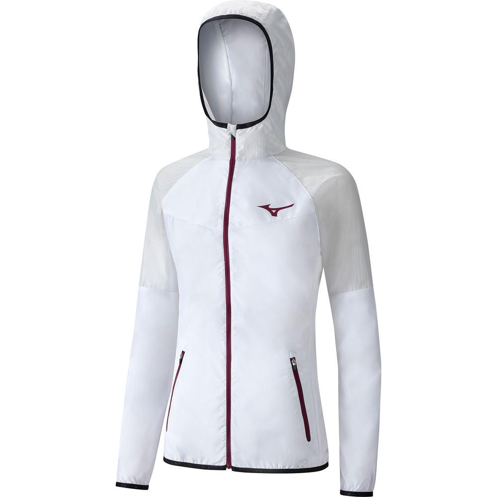 Mizuno Printed Hoodie Jacket #1