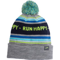BROOKS  Booster Pom Beanie