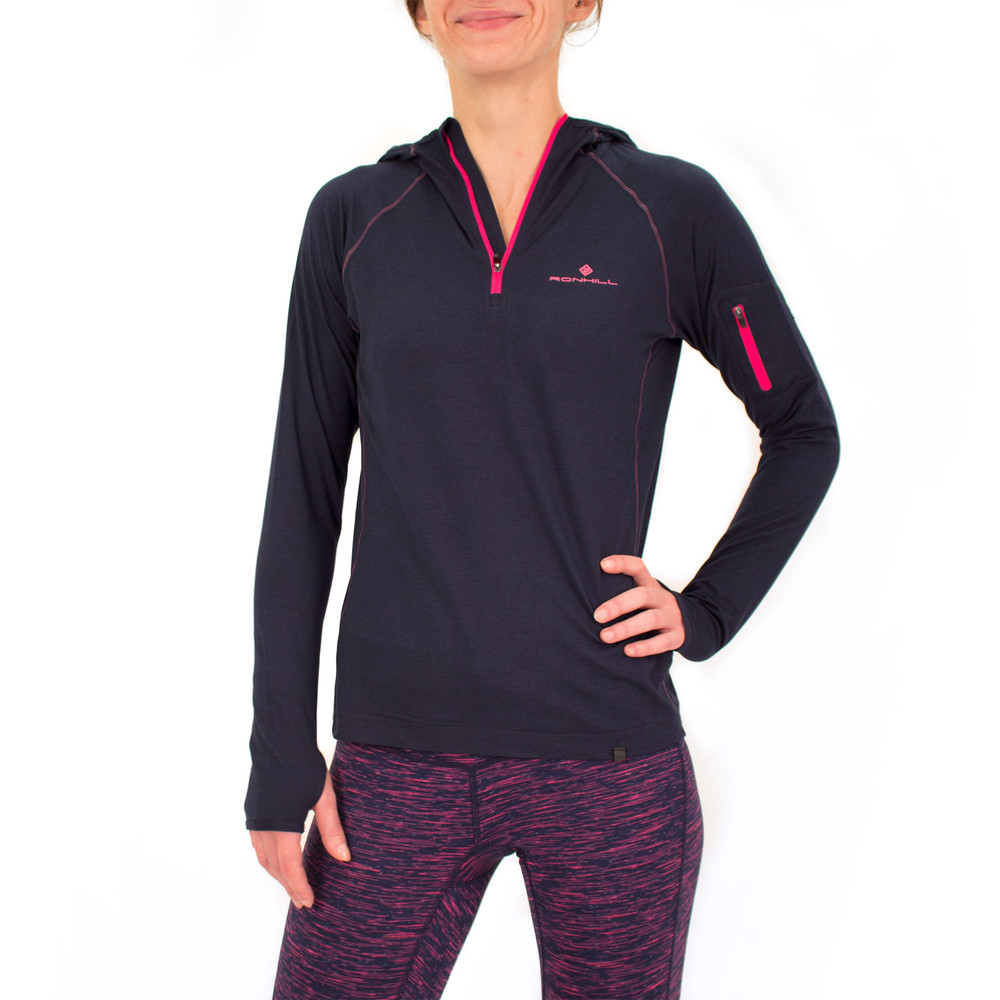 Ronhill Momentum Workout Hoodie #4
