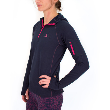 Ronhill Momentum Workout Hoodie #5