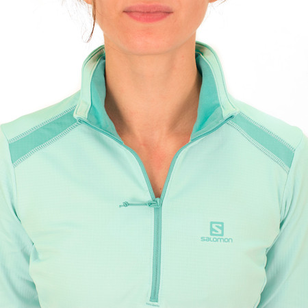 Salomon Discovery Half Zip Long Sleeve #6
