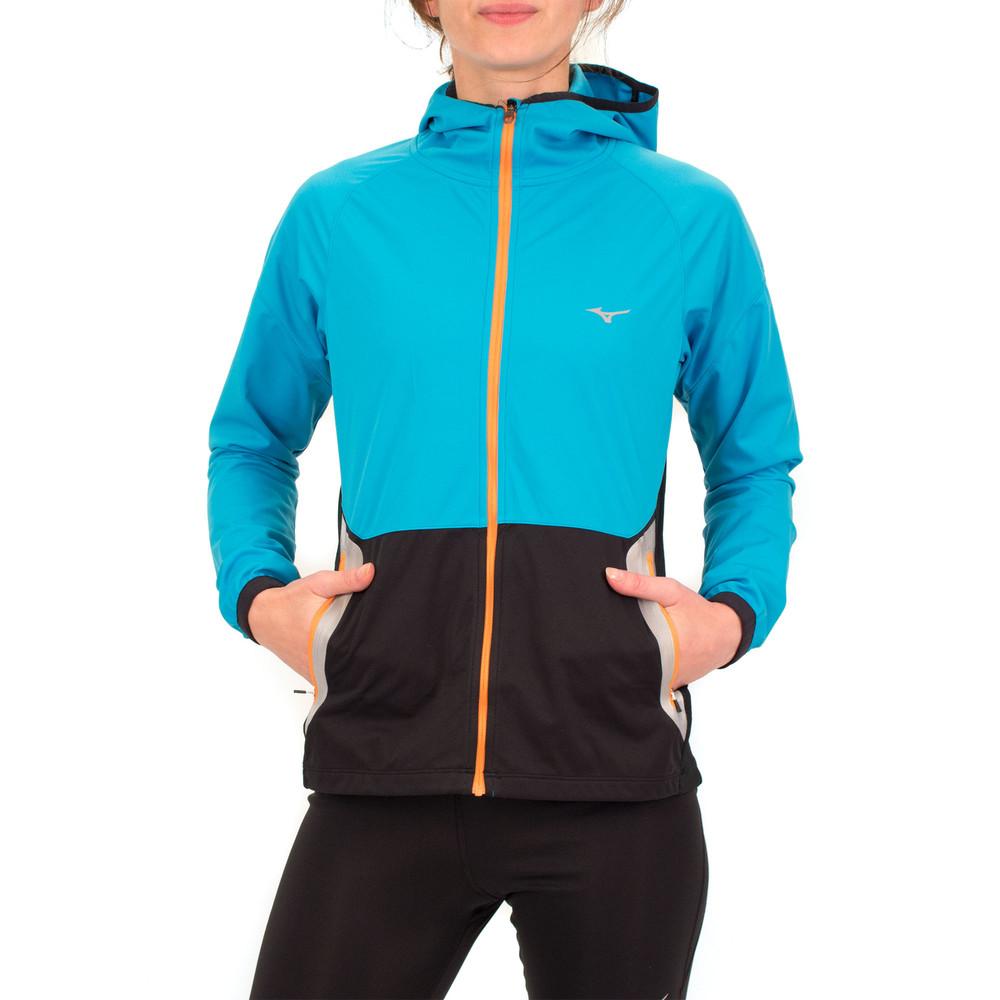 Mizuno Softshell Hooded Jacket #4