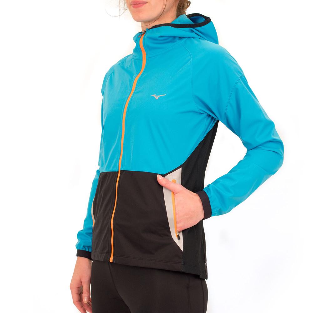 Mizuno Softshell Hooded Jacket #5