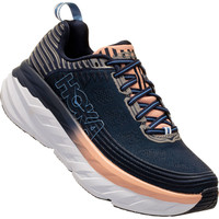 cbc35a66ade Women s Hoka Bondi 6 D Navy Dusty Pink £125.00