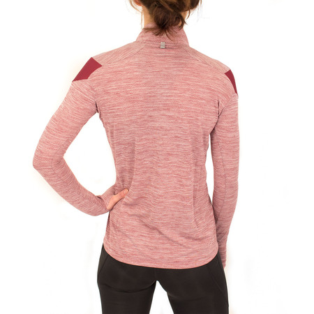 Mizuno Alpha 1/2 Zip Long Sleeve Tee #6