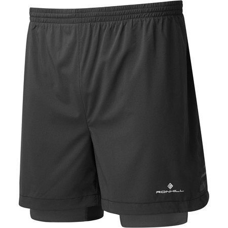 Ronhill Stride Twin 5in Shorts #1