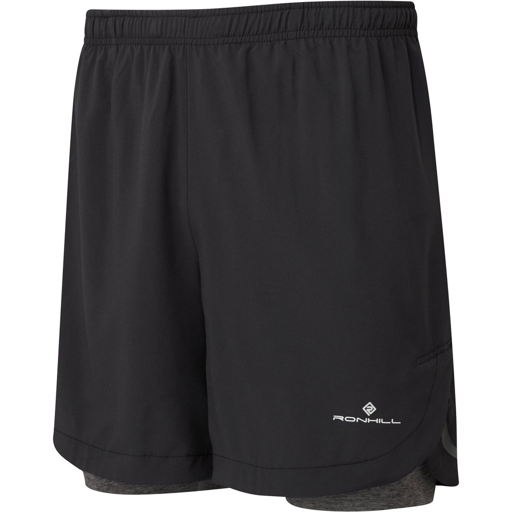 Ronhill Momentum Twin 7in Shorts #3