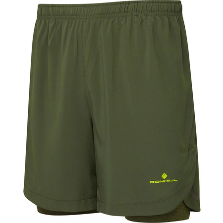 Ronhill Momentum Twin 7in Shorts #1
