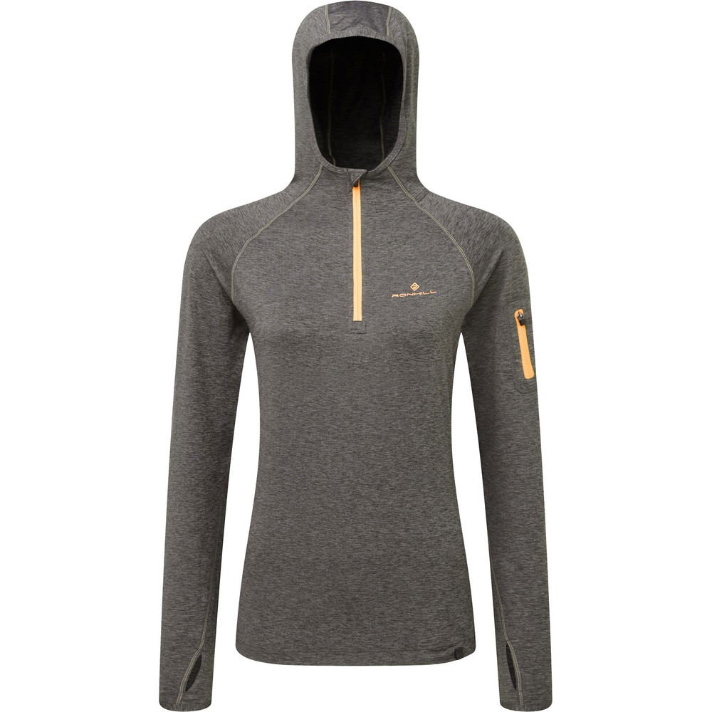 Ronhill Momentum Workout Hoodie #1