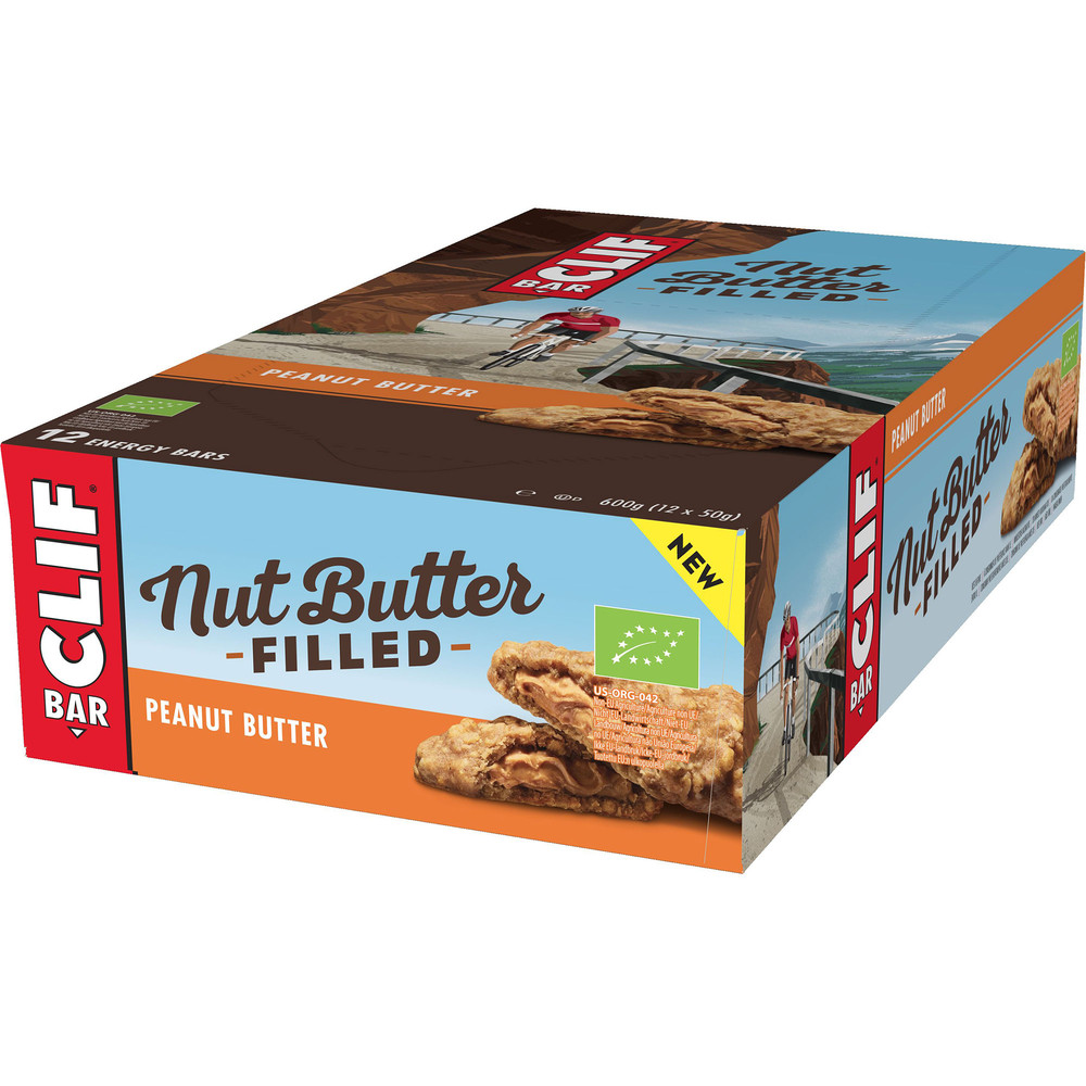 Clif Bar Nut Butter Filled #2