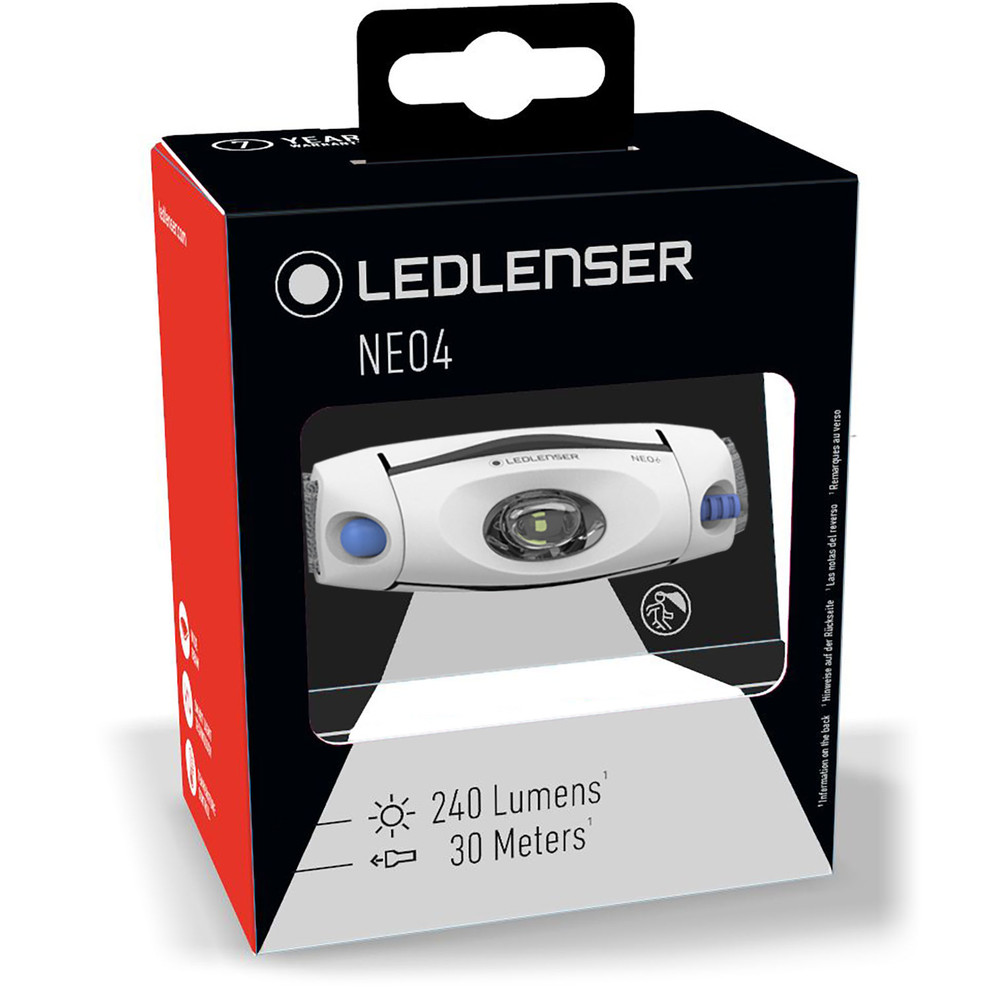Ledlenser NEO4 Headtorch #5