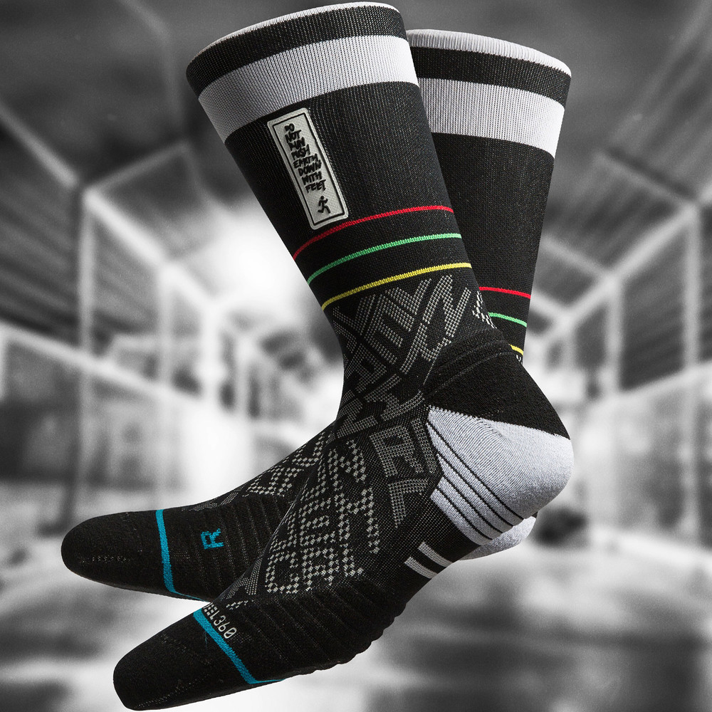 Stance Run Crew Socks New FEEL360 #7
