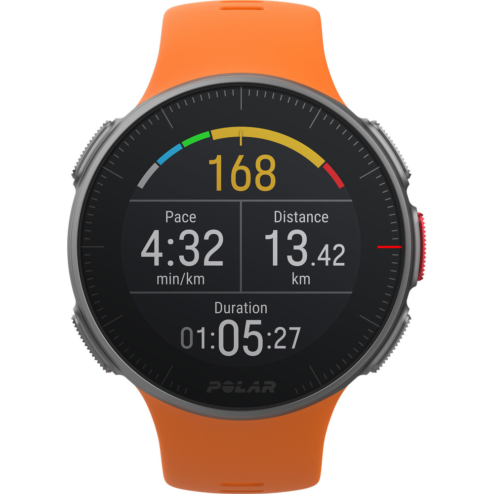 Polar Vantage V Pro Multisport Watch #2