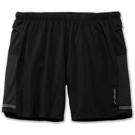 Brooks Sherpa 7in Twin Shorts #1