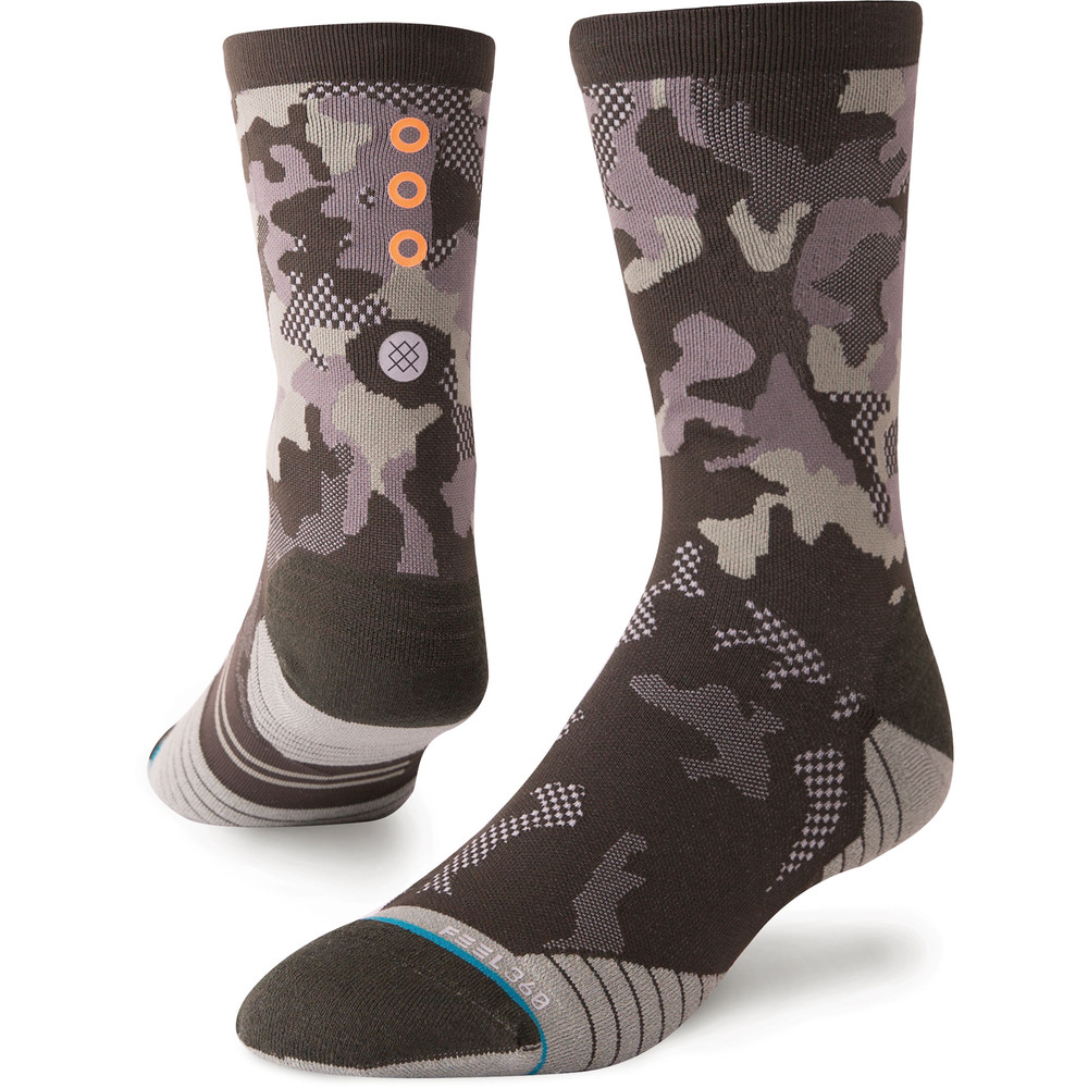 Stance Run Crew Socks New FEEL360 #5