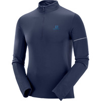 SALOMON  Agile Half Zip Top